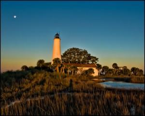 St. Marks Refuge, Gulf Coast, Florida