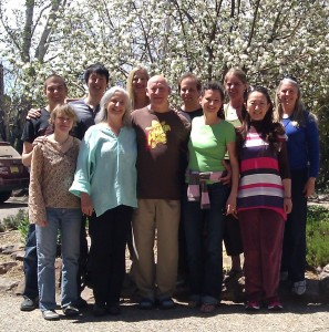 Advanced Intensive, Santa Fe, April 2012