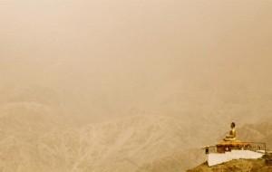 ladakh buddha Josh Schrei 2013