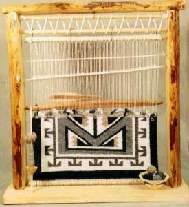navajo-loom-weaving