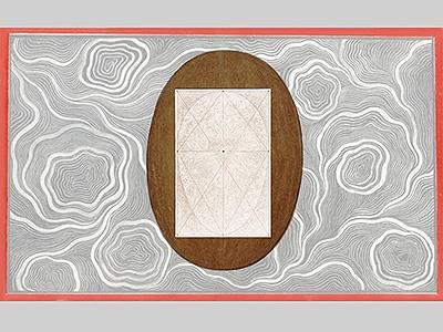 robert schrei energetic patterns print