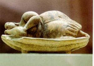 The Dreaming Goddess of Malta